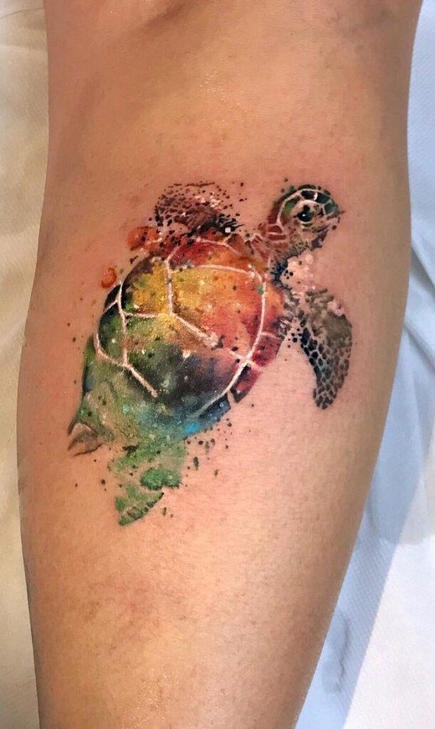 Turtle Tattoos 76