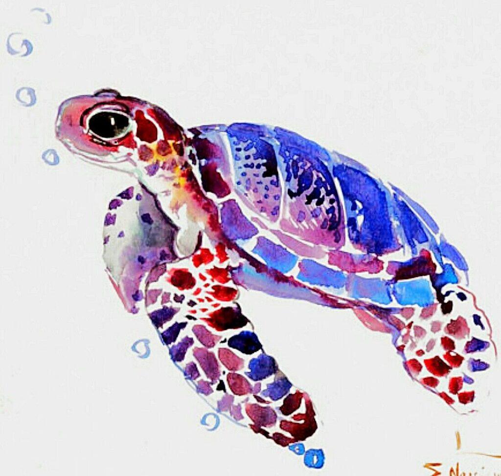 Turtle Tattoos 79