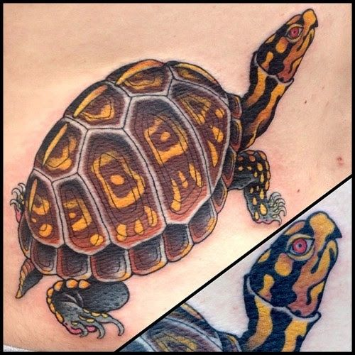 Turtle Tattoos 81