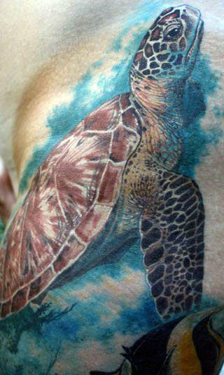 Turtle Tattoos 82
