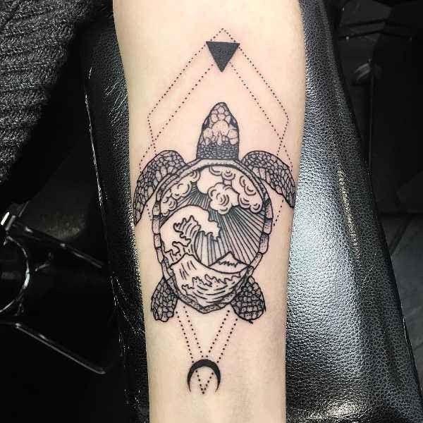 Turtle Tattoos 84