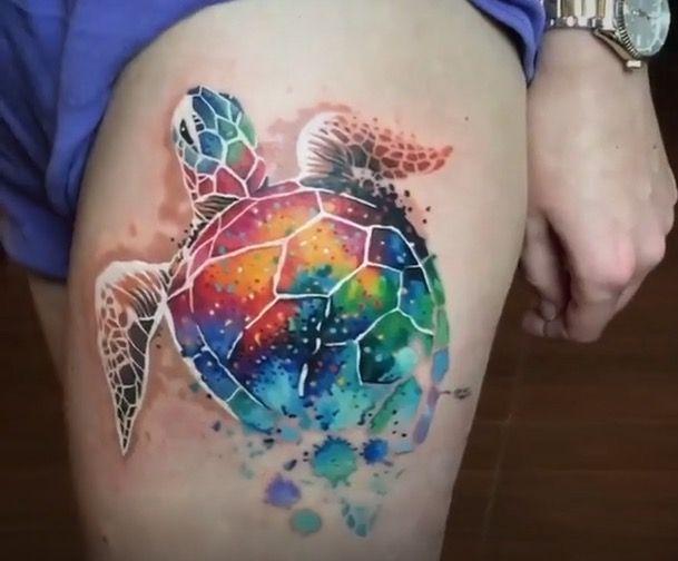 Turtle Tattoos 9