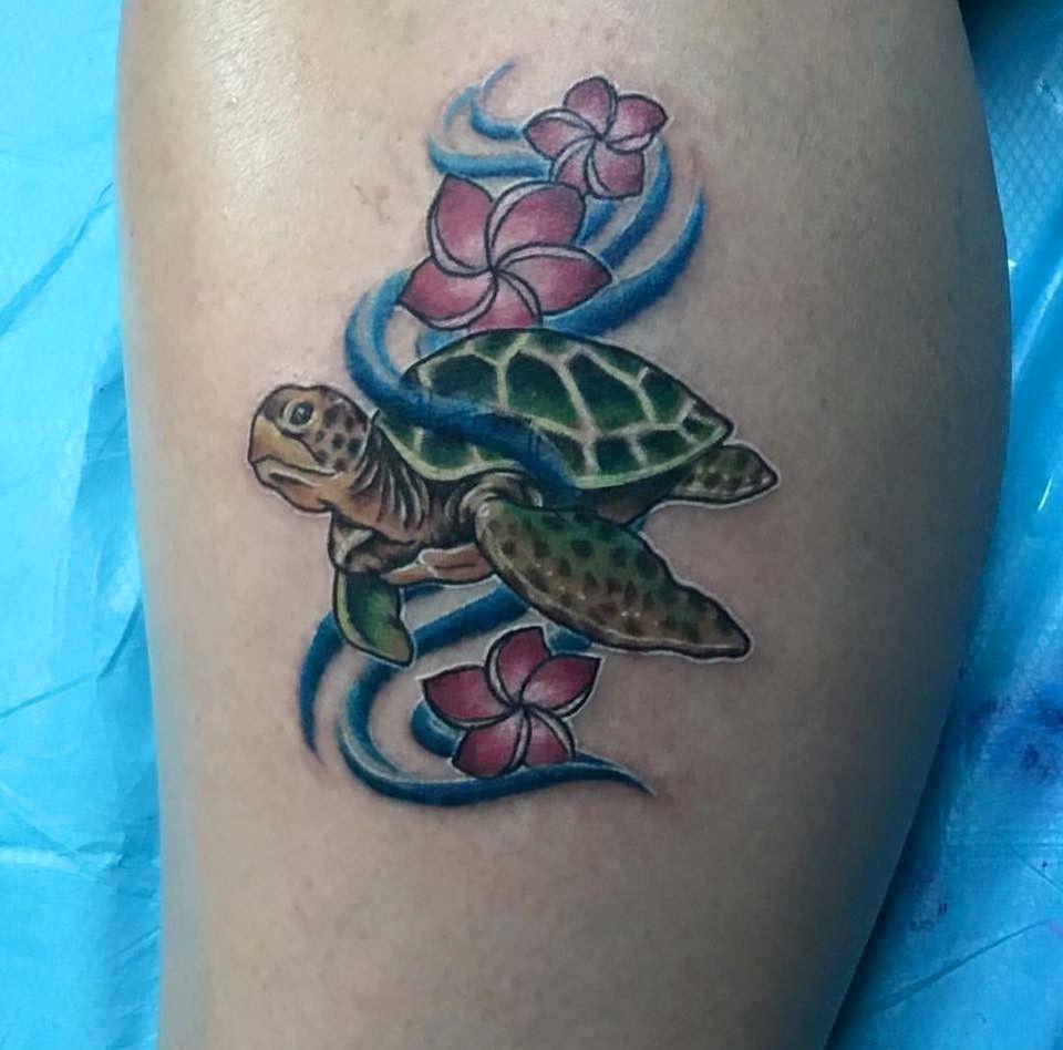 Turtle Tattoos 90