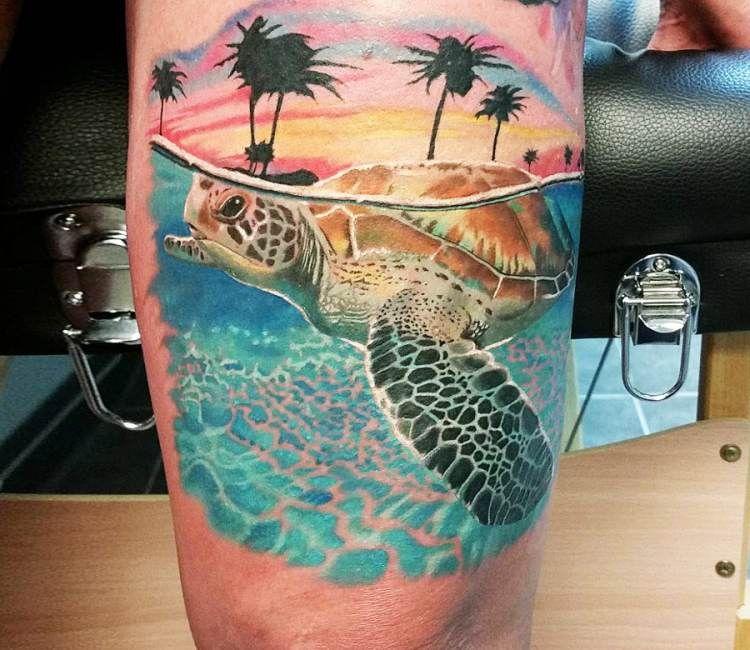 Turtle Tattoos 91