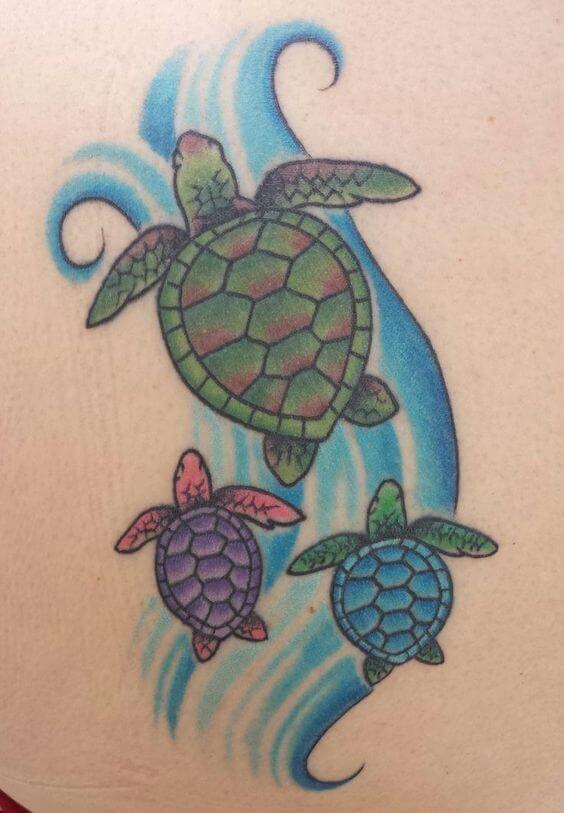 Turtle Tattoos 92