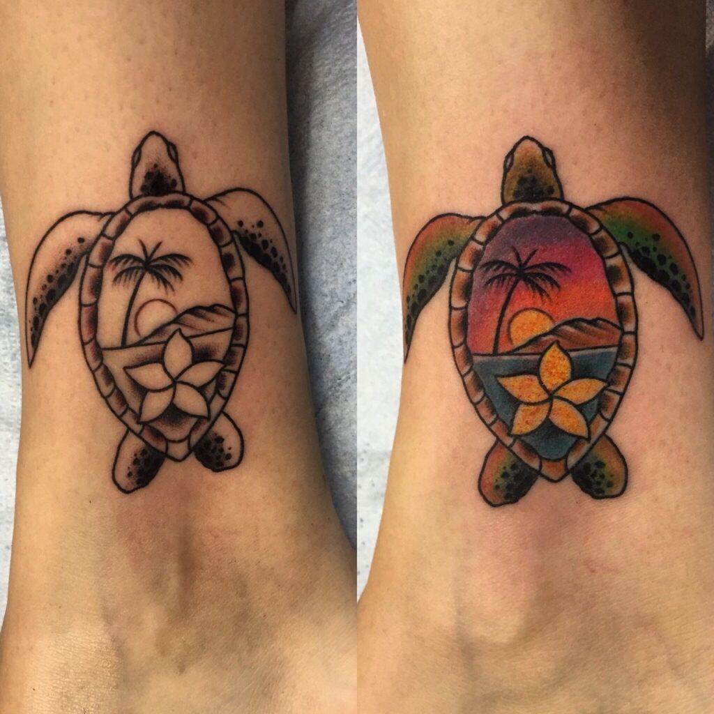 Turtle Tattoos 95
