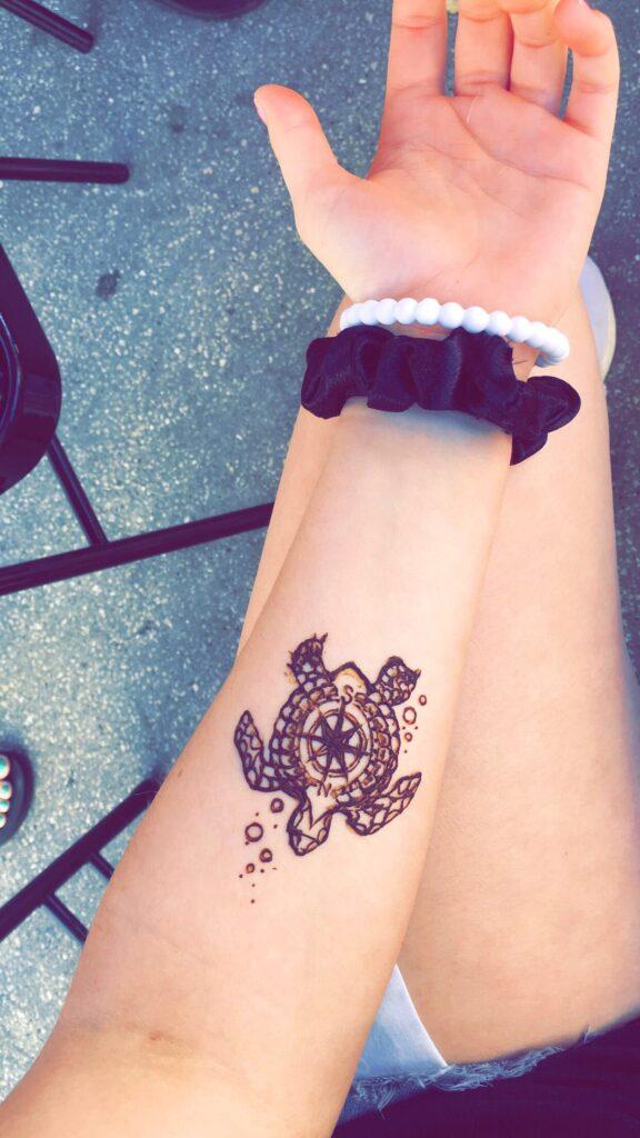 Turtle Tattoos 96