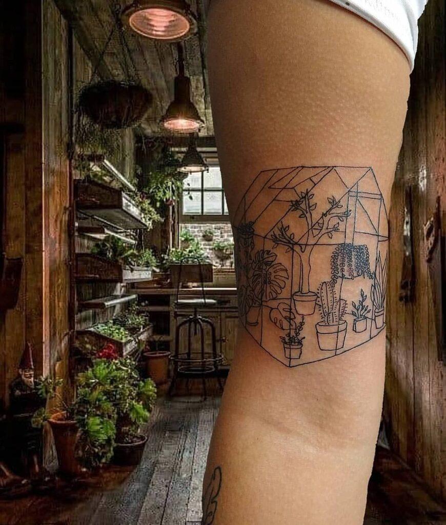 Aesthetic Tattoos 121
