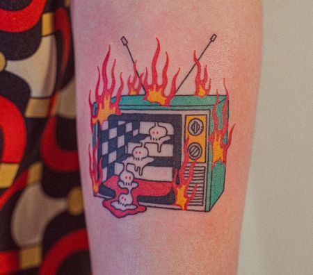 Aesthetic Tattoos 128