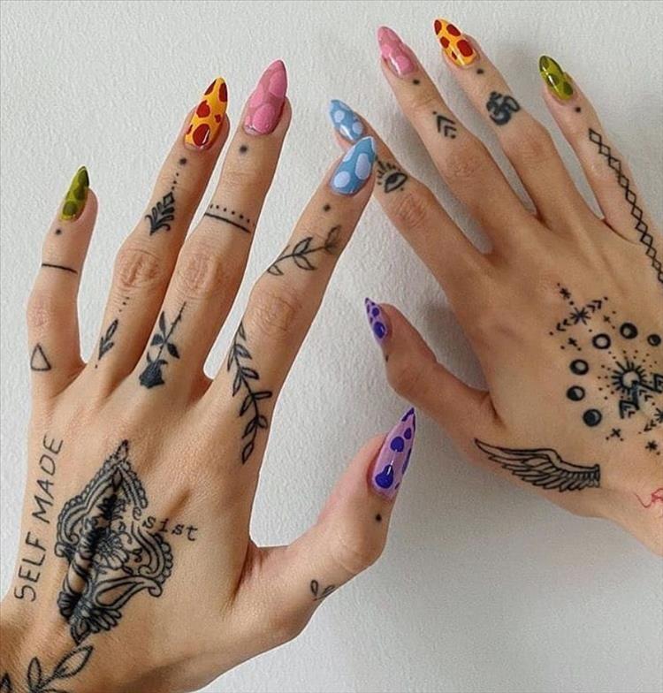 Aesthetic Tattoos 131