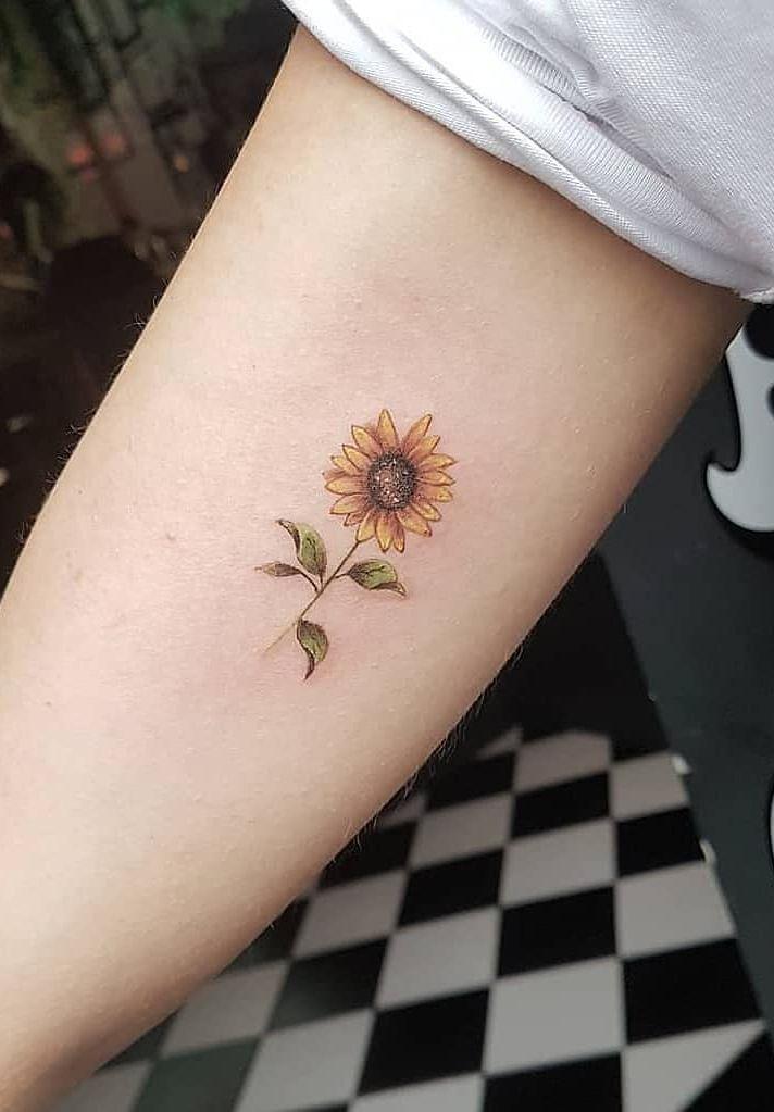 Aesthetic Tattoos 136