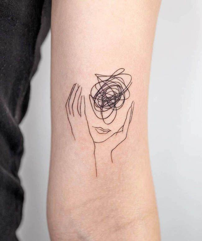 Aesthetic Tattoos 146