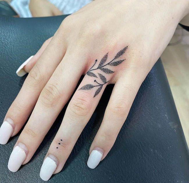 Aesthetic Tattoos 20