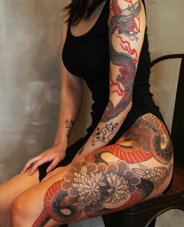 Aesthetic Tattoos 24