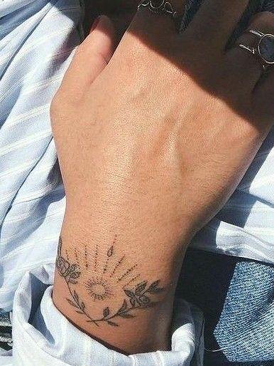 Aesthetic Tattoos 28