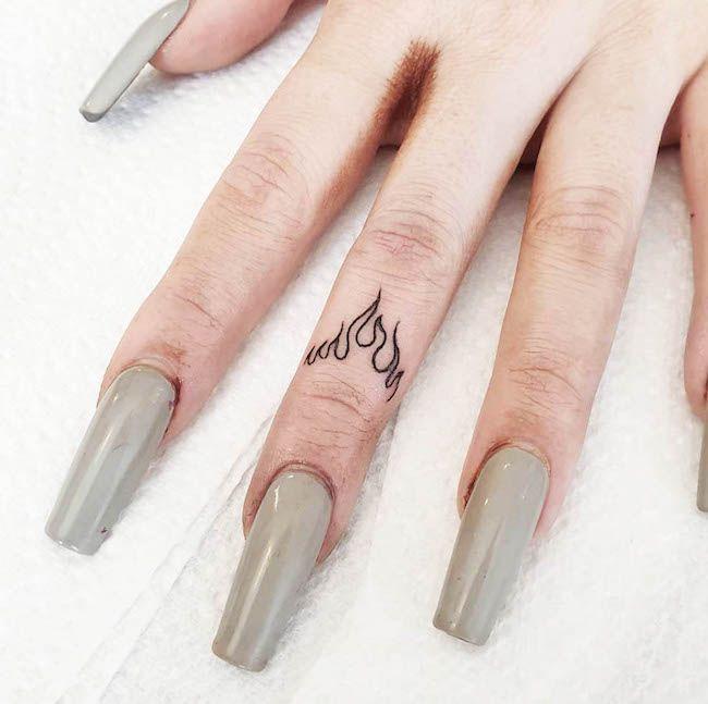 Aesthetic Tattoos 30