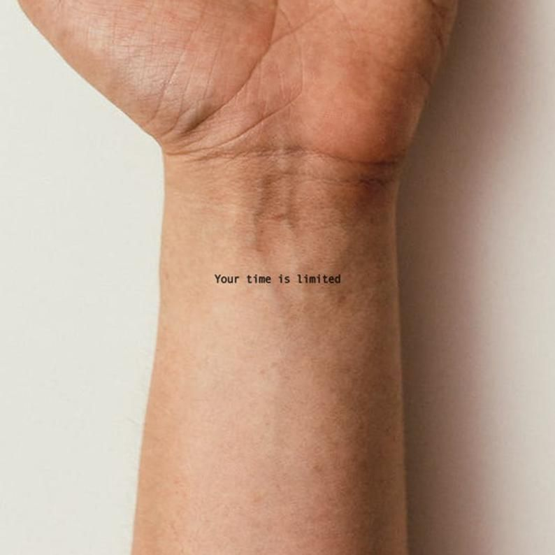 Aesthetic Tattoos 33
