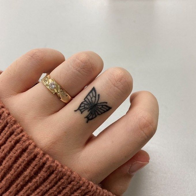 Aesthetic Tattoos 36