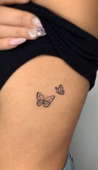 Aesthetic Tattoos 55