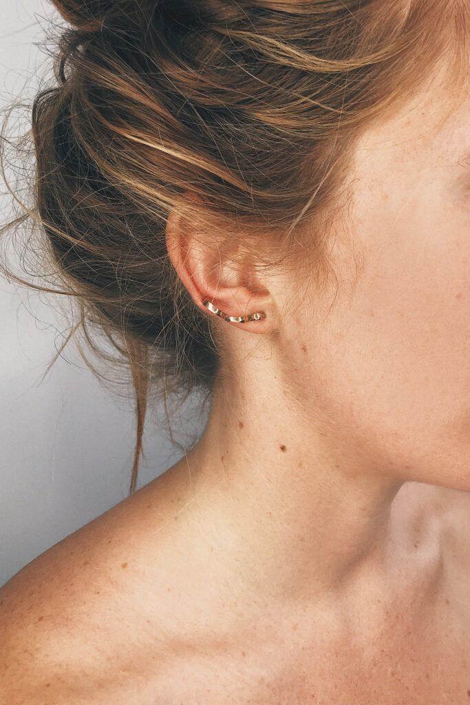 Behind The Ear Tattoo 119