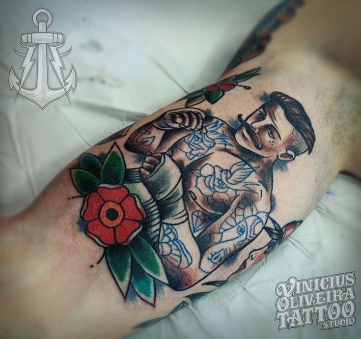 Boxing Tattoos 101