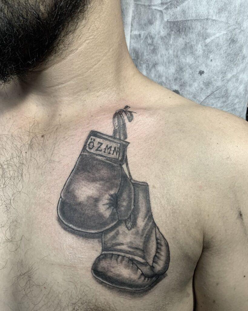 Boxing Tattoos 104