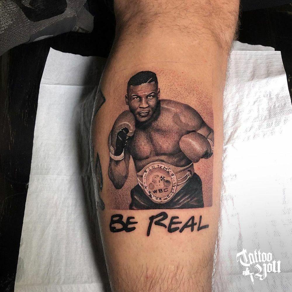 Boxing Tattoos 116