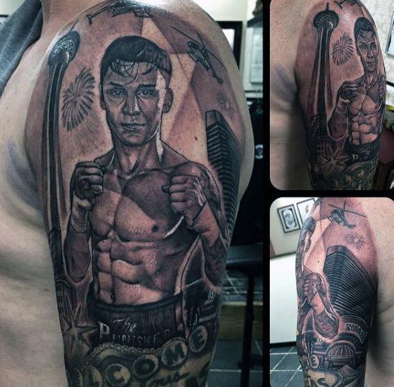 Boxing Tattoos 119