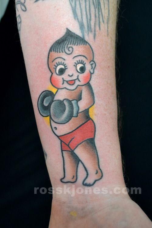 Boxing Tattoos 123