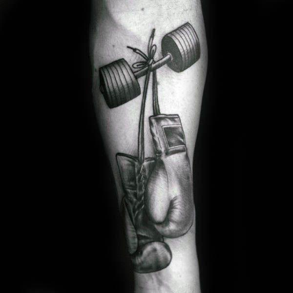 Boxing Tattoos 128