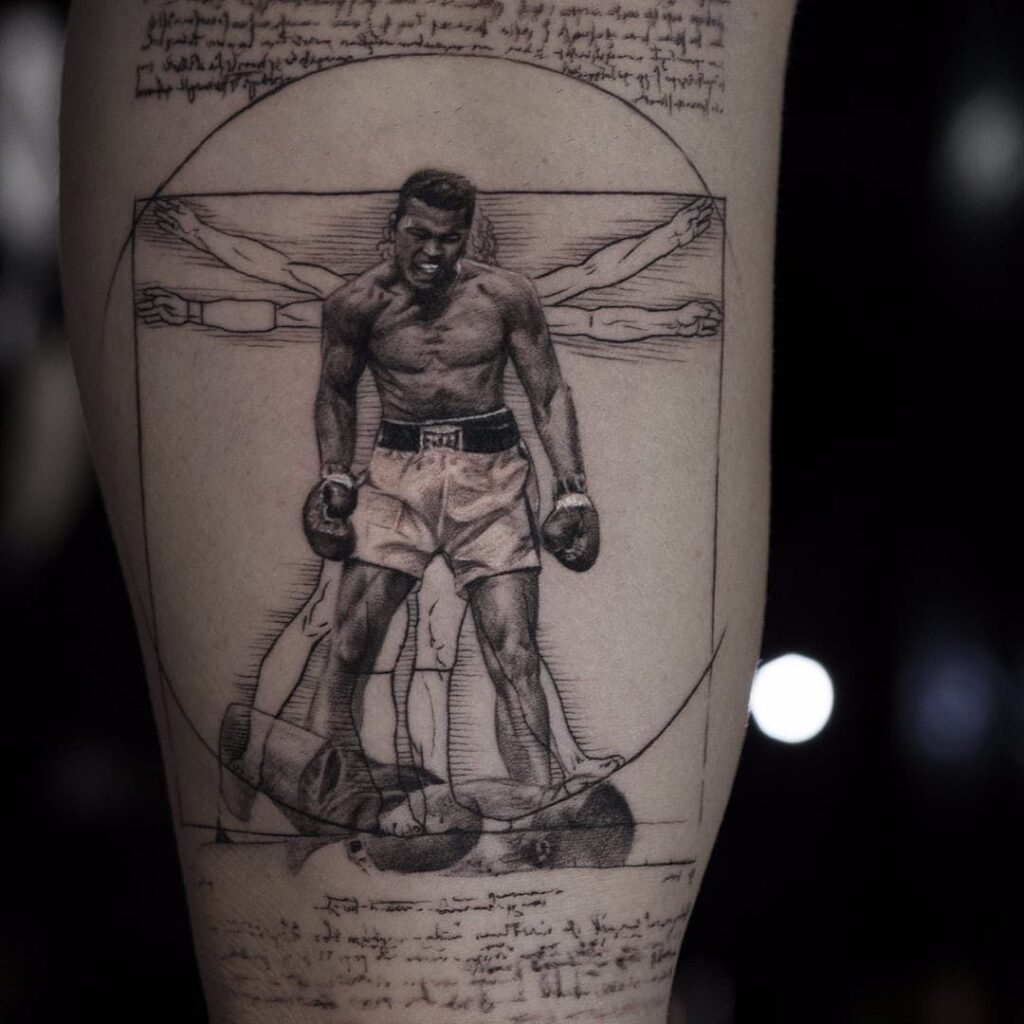 Boxing Tattoos 13