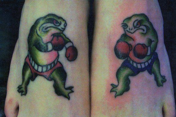 Boxing Tattoos 135