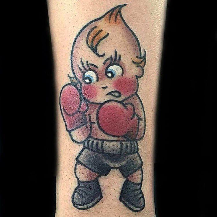 Boxing Tattoos 137
