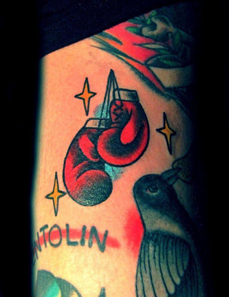 Boxing Tattoos 141
