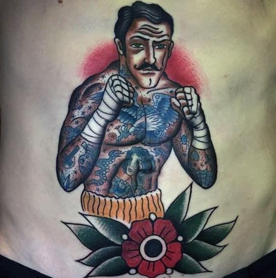 Boxing Tattoos 143