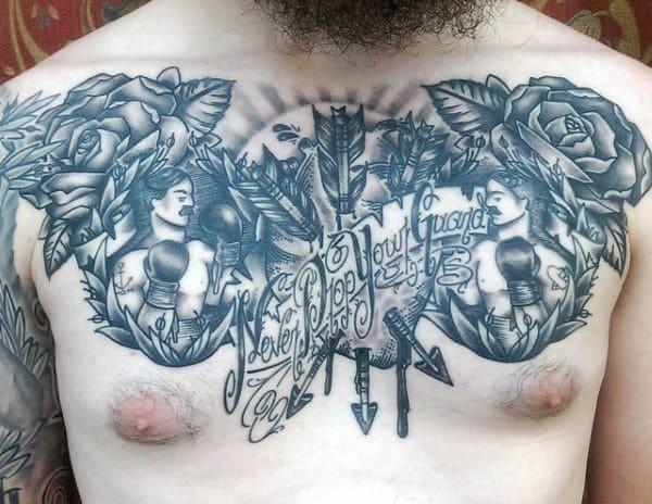 Boxing Tattoos 157