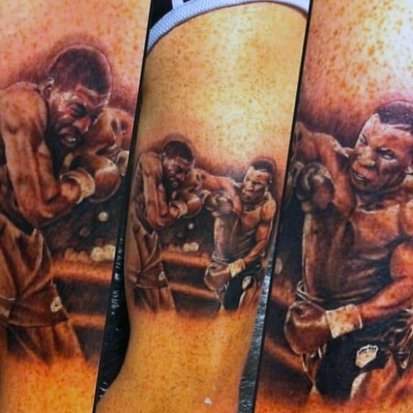 Boxing Tattoos 19