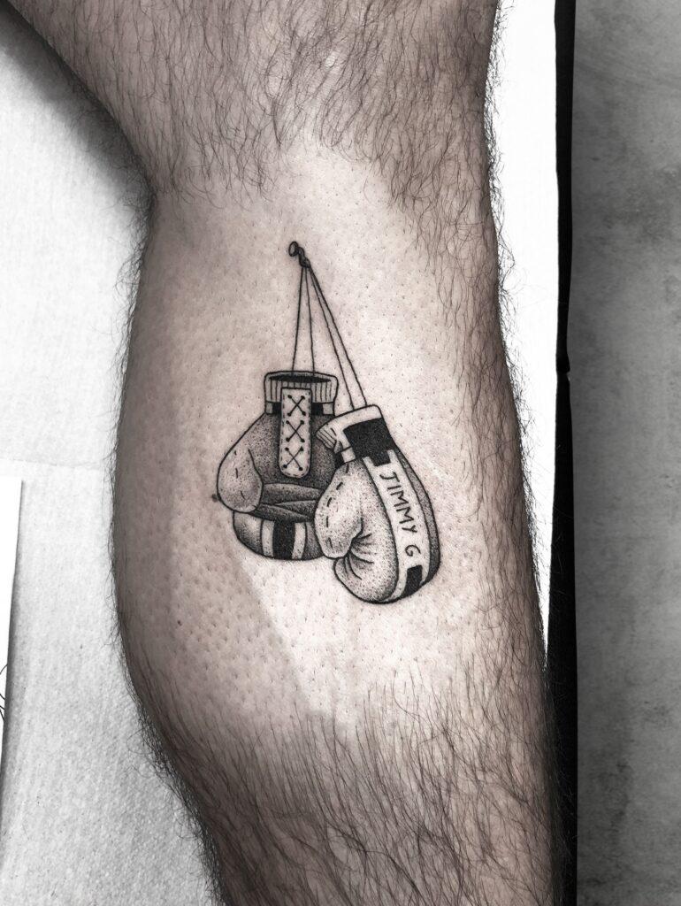 Boxing Tattoos 21