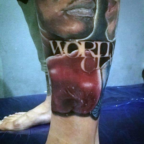 Boxing Tattoos 29