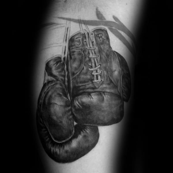 Boxing Tattoos 3
