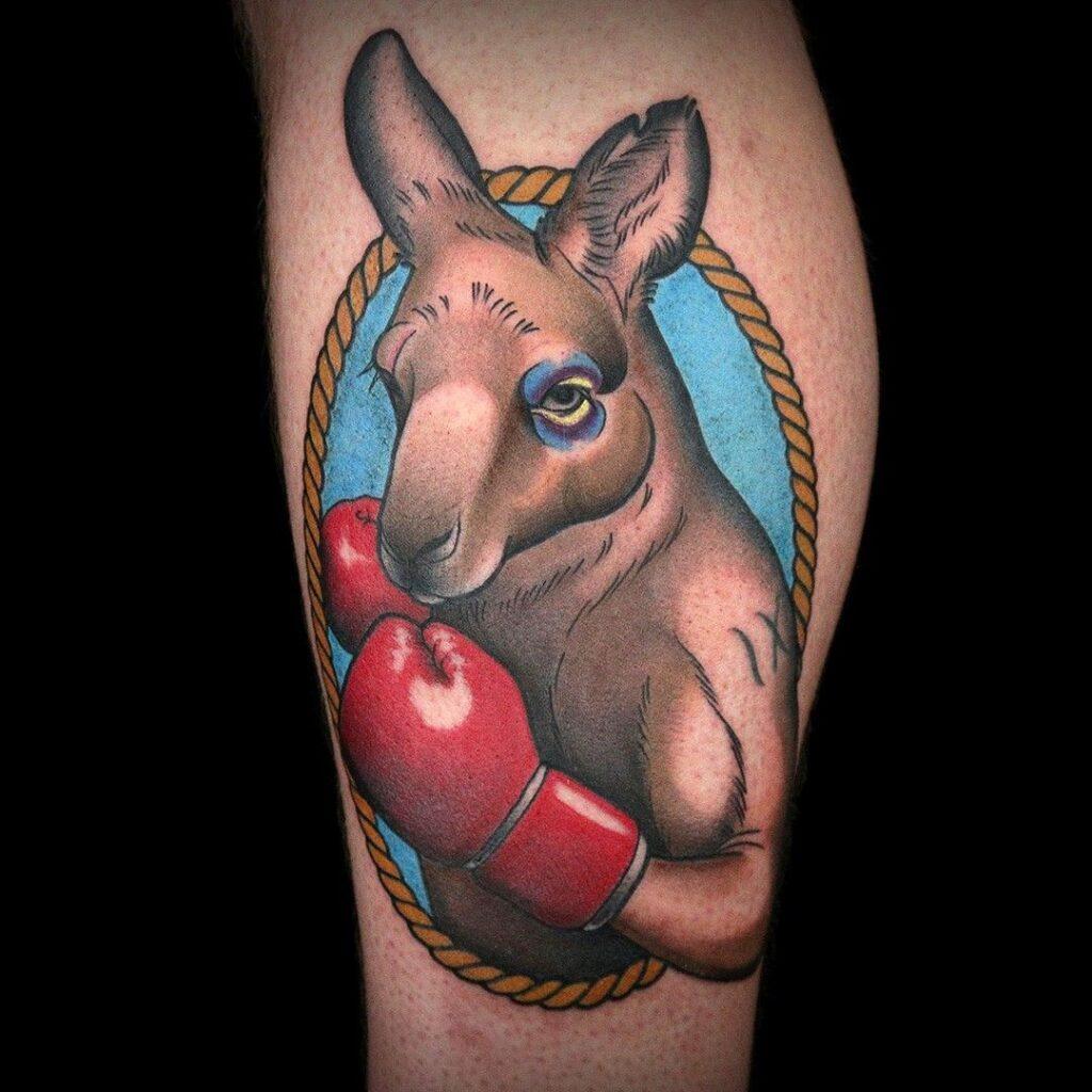 Boxing Tattoos 38