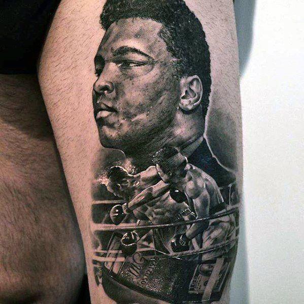 Boxing Tattoos 46