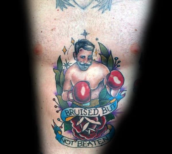 Boxing Tattoos 51