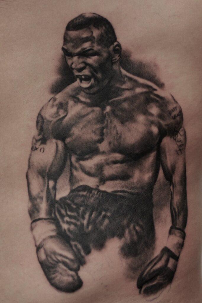 Boxing Tattoos 61