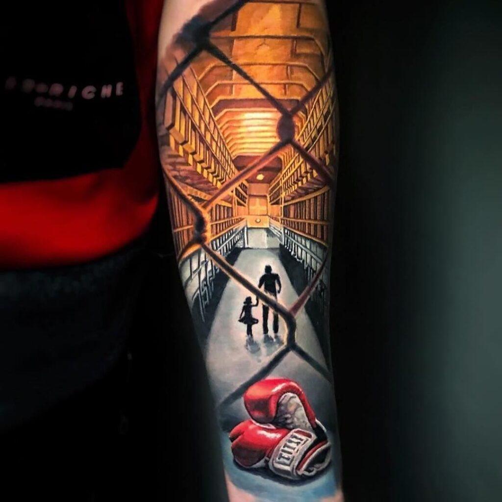 Boxing Tattoos 65