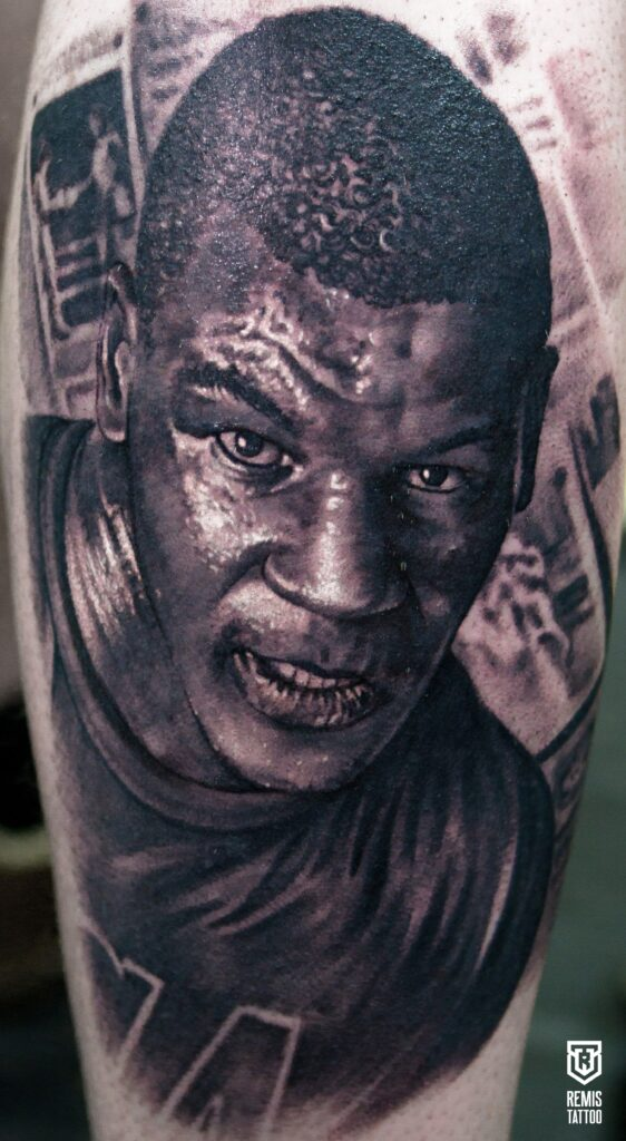 Boxing Tattoos 7