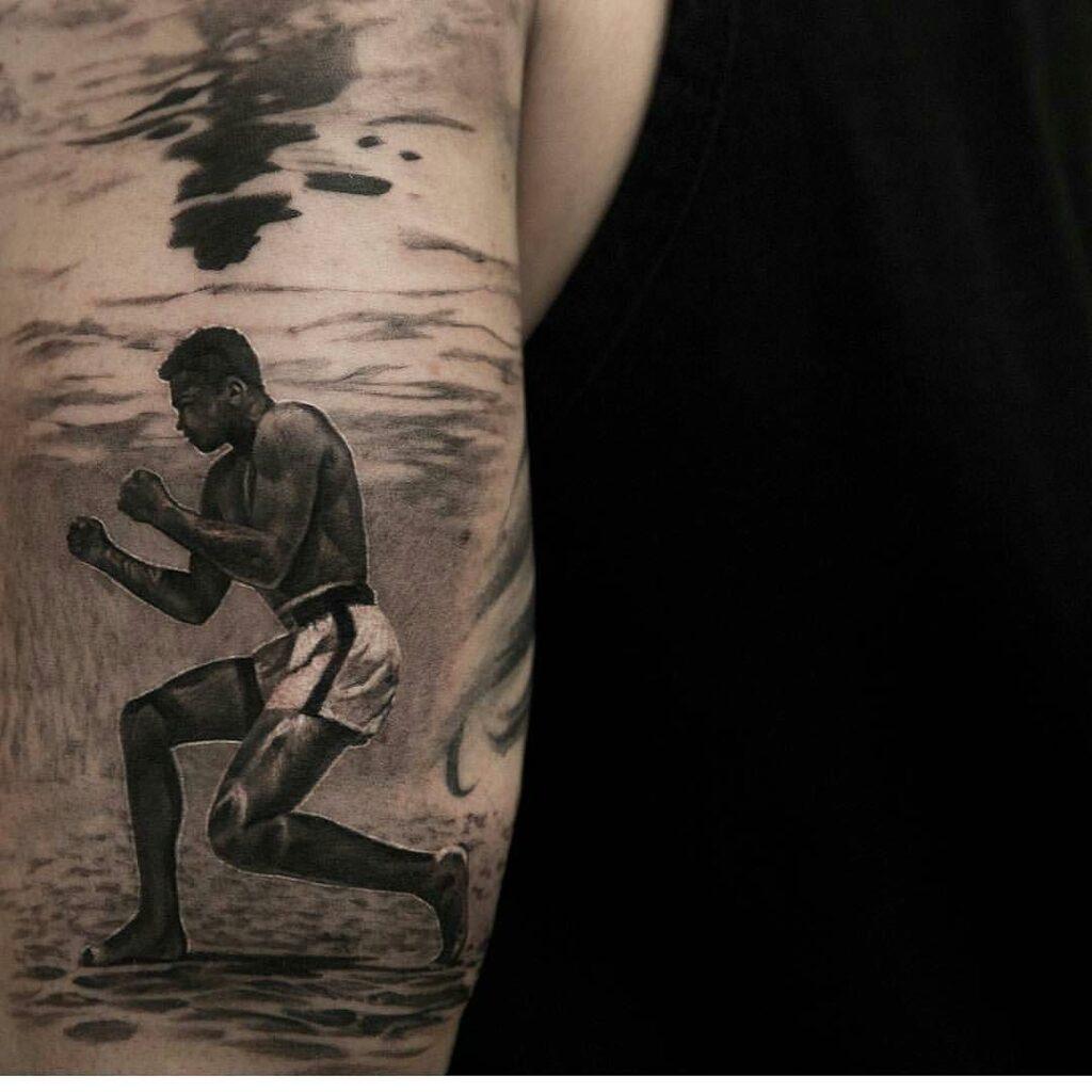 Boxing Tattoos 71