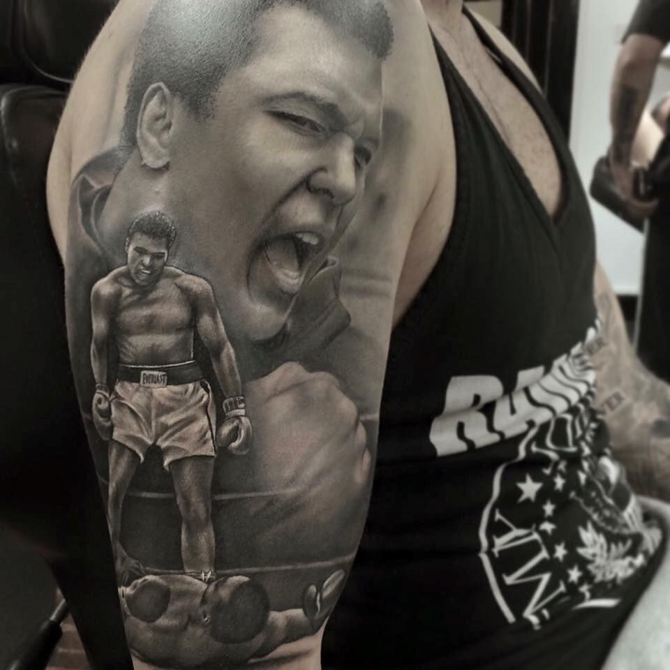 Boxing Tattoos 83