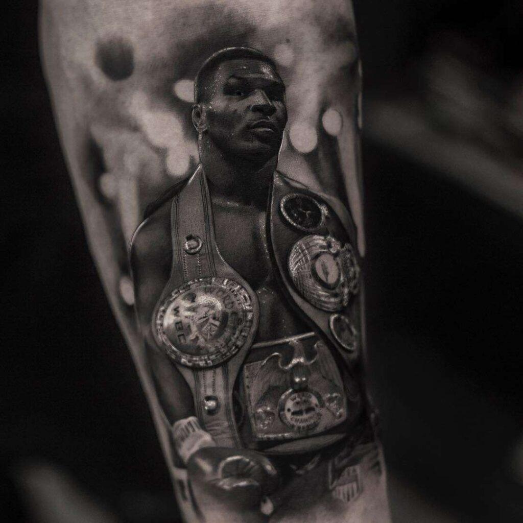 Boxing Tattoos 84