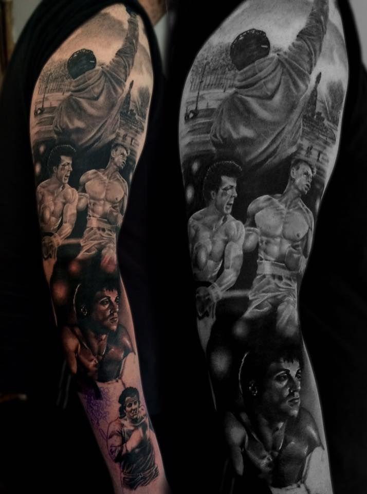 Boxing Tattoos 89